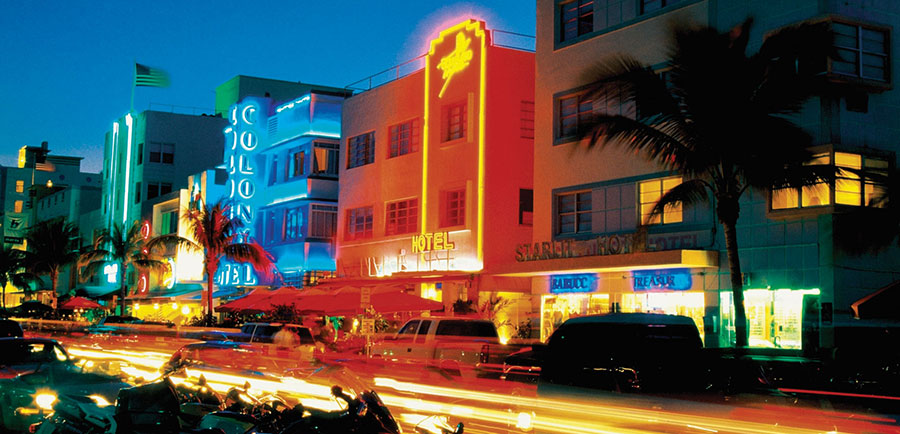 Art Deco District Miami City Tours