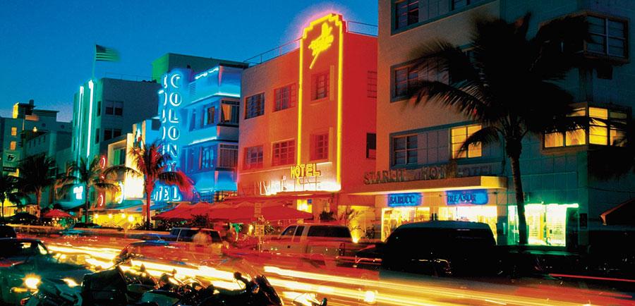Art Deco District Miami City Tours